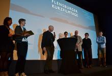 Preisverleihung 19. Flensburger Kurzfilmtage