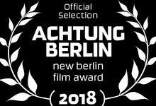 """14. achtung berlin – new berlin film award""-Logo"