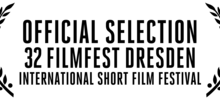 Laurel of 32th Dresden International Short Film Festival