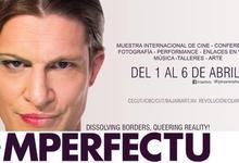 Logo des Imperfectu Festivals 2014, Tijuana, Mexiko