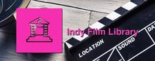Logo der Indy Film Library