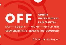 Logo des Odense Kurzfilmfestival 2020