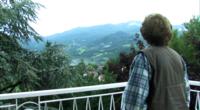 "Annita ""Laila"" Malavasi davanti al monte Ventasso (Foto 1)"