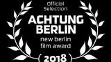 """14. achtung berlin – new berlin film award""-Logo"