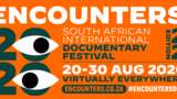 Logo des 22. Encounters South African International Documentary Festival