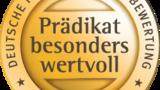 """Prädikatssiegel """"besonders wertvoll"""" - Filmbewertungsstelle Wiesbaden"""