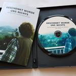Geschenkt wurde uns nichts - DVD und Booklet von vorne